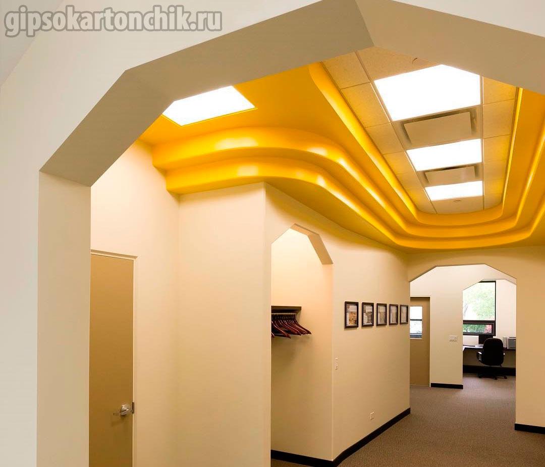 Двухъярусные потолки своими руками фото 419