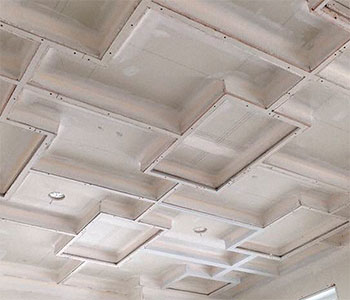 Потолок из гипсокартона своими руками этап #2