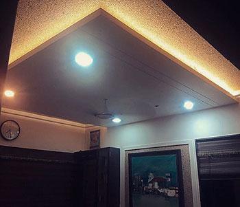 Гипсокартонные потолки галерея #9